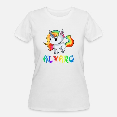 Alvaro Alvaro Unicorn - Women's 50/50 T-Shirt