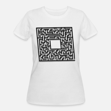 The Maze Runner labyrinth maze runner gift present - Women's 50/50 T-Shirt