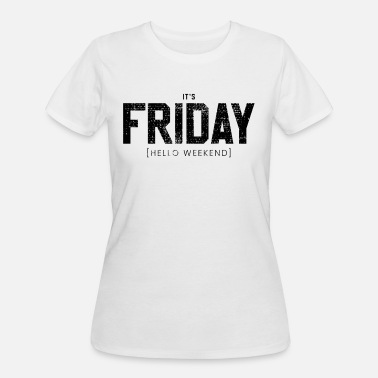 Closing Time Friday weekend closing time - Women's 50/50 T-Shirt