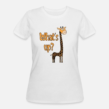 Whats Up whats up - Women's 50/50 T-Shirt