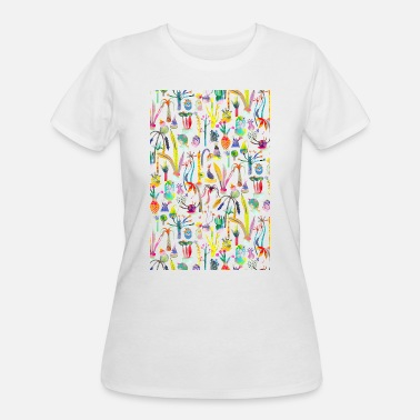Dreamy lush dreamy - Women's 50/50 T-Shirt