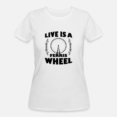 Ferris Wheel Ferris wheel - Women's 50/50 T-Shirt