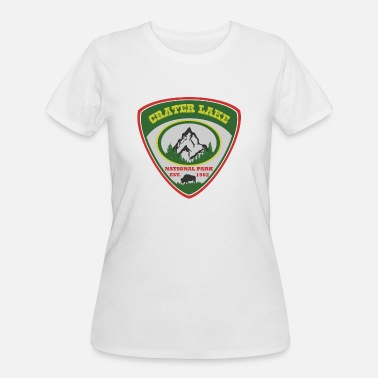 1902 crater lake 1902.png - Women's 50/50 T-Shirt