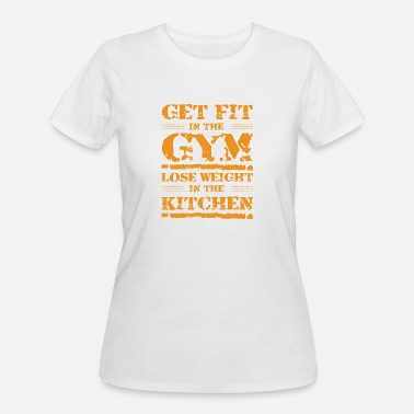 Weight Loss Weight Loss Inspiration - Women's 50/50 T-Shirt