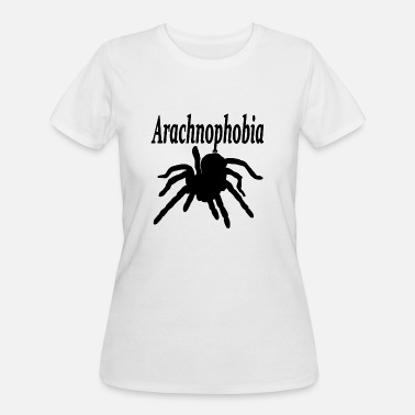 Phobia Spiders scared phobia - Women's 50/50 T-Shirt