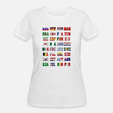 Soccer - Women's 50/50 T-Shirt
