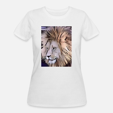 Junglecontest JUNGLECONTEST LION LION - Women's 50/50 T-Shirt