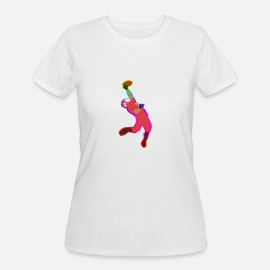 One handed catch (no back round) - Women's 50/50 T-Shirt