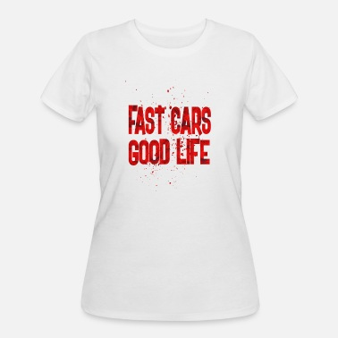 Fast Car fast cars - Women's 50/50 T-Shirt
