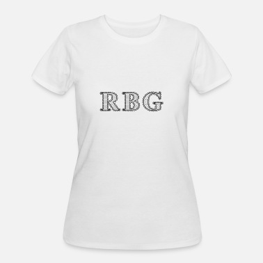 Notorious Rbg RBG black lace - Women's 50/50 T-Shirt