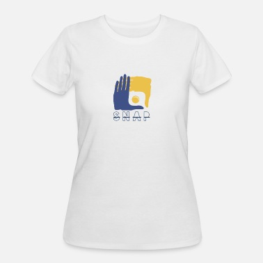Snapping snap - Women's 50/50 T-Shirt