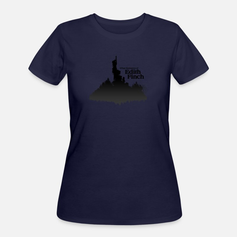 051fc55901a What Remains of Edith Finch Women's 50/50 T-Shirt | Spreadshirt