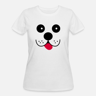 Freckles Freckle Dog - Women's 50/50 T-Shirt