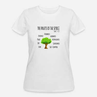 Spirit Fruits of the Spirit - Women's 50/50 T-Shirt