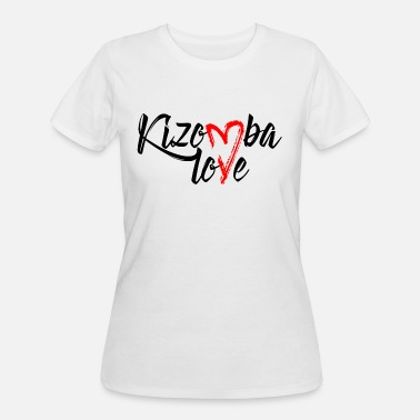 Sensual kizomba love - Women's 50/50 T-Shirt