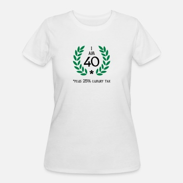 Winner 50 - 40 plus tax - Women's 50/50 T-Shirt
