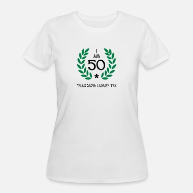 Laurel 60 - 50 plus tax - Women's 50/50 T-Shirt