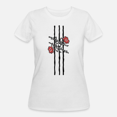 Barbed Wire Barbed Wire - Women's 50/50 T-Shirt