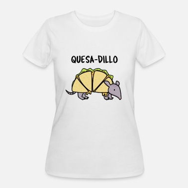 Quesadillas Quesa-Dillo Cute Quesadilla Pun - Women's 50/50 T-Shirt