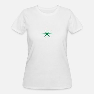 Glut Jade star - Women's 50/50 T-Shirt