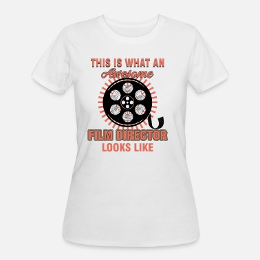Anamorphic Director Producer Filmmaker Film Movie Cinema Gift - Women's 50/50 T-Shirt