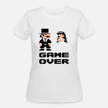Game Over Game over - Women's 50/50 T-Shirt