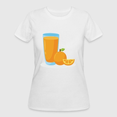Juice Fruit Fruity Drink Smoothie Shake Gift - Women's 50/50 T-Shirt