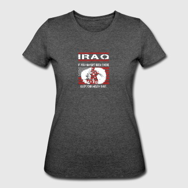 IRAQ - Women's 50/50 T-Shirt