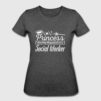 Social Worker - Women's 50/50 T-Shirt