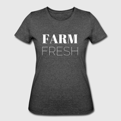 Farm Fresh - Women's 50/50 T-Shirt