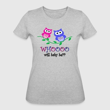 Owl - Women's 50/50 T-Shirt