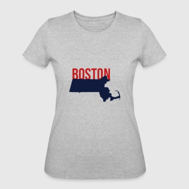 Boston - Women's 50/50 T-Shirt