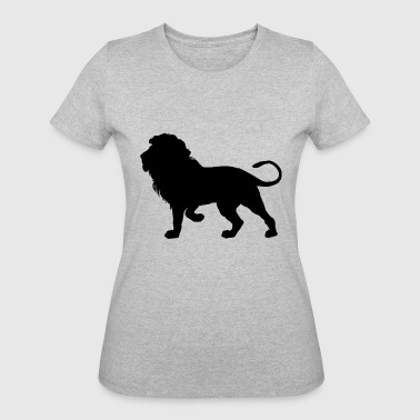 Lion Lion Lion the king of animals - Women's 50/50 T-Shirt