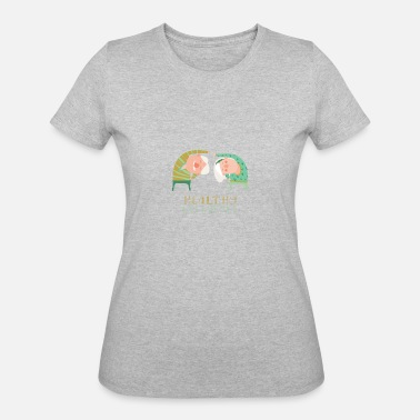 Healthy Lifestyle fitness Healthy Lifestyle Detox - Women's 50/50 T-Shirt