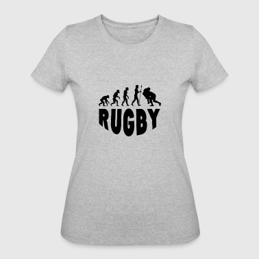 Rugby Evolution Rugby Evolution - Women's 50/50 T-Shirt