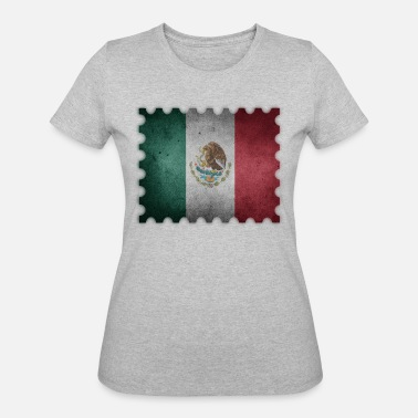 Mexico Retro Mexico retro stamp - Women's 50/50 T-Shirt