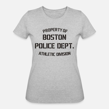 Property Property Of Boston Police - Women's 50/50 T-Shirt
