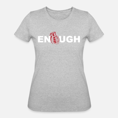 Anti War Anti War Enough war - Women's 50/50 T-Shirt