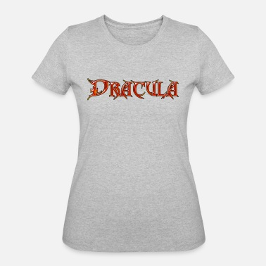Bram Count Dracula - The Ultimate Vampire - The Undead - Women's 50/50 T-Shirt