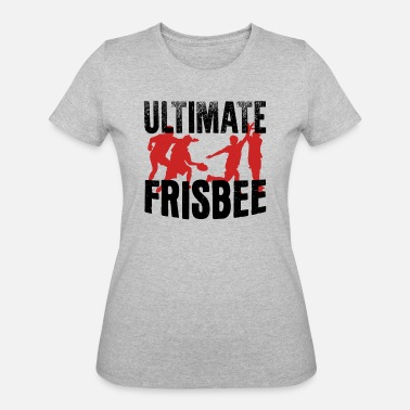 Ultimate Frisbee Shirt - Women's 50/50 T-Shirt
