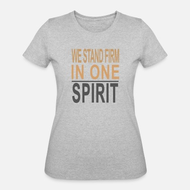 Spirit Of One ONE SPIRIT - Women's 50/50 T-Shirt