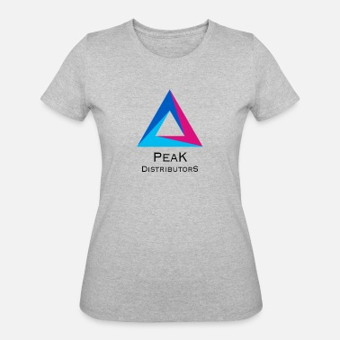 Peak Peak Distributors - Women's 50/50 T-Shirt