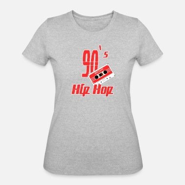 Rapper 90s Hip Hop - Women's 50/50 T-Shirt