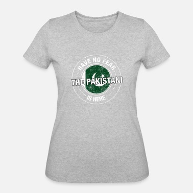 Proud Pakistan Roots Vintage Have No Fear The Pakistani Is Here Shirt - Women's 50/50 T-Shirt