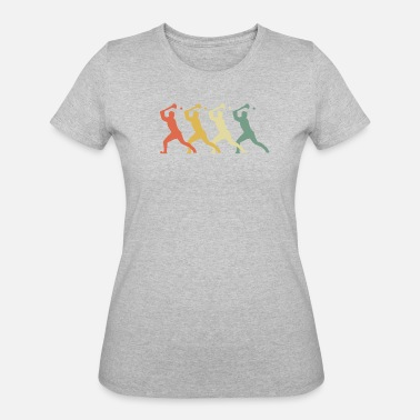 70s Style Hurling 70s Style - Women's 50/50 T-Shirt