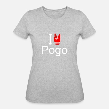 Pogo Pogo - Women's 50/50 T-Shirt