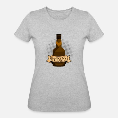 Scotch Irish Whiskey Whisky Tasting Irish Gift Scotch Drink - Women's 50/50 T-Shirt