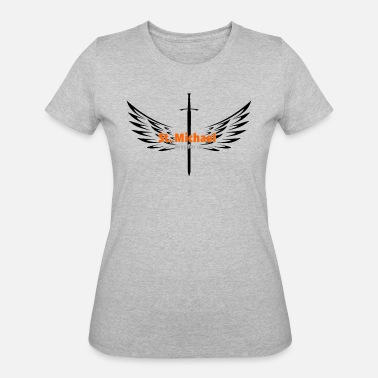 St Michael St. Michael Archangel - Women's 50/50 T-Shirt