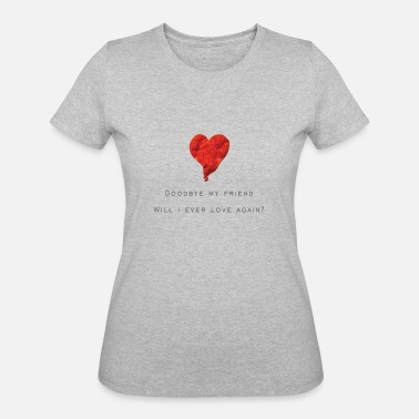 808s And Heartbreak Coldest Winter - Women's 50/50 T-Shirt