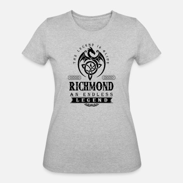Richmond RICHMOND - Women's 50/50 T-Shirt